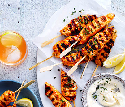_CH4801_Charter Hall_National_Recipes Xmas 2019_WebTiles_Portuguese-Style Chicken Skewers_404x346