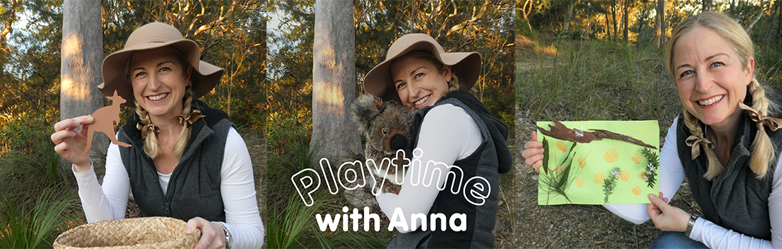 Playtime with Anna